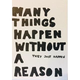 Many things happen